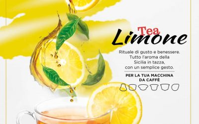 101CAFFE' Lemon Tea: a delicious healthy drink for every season