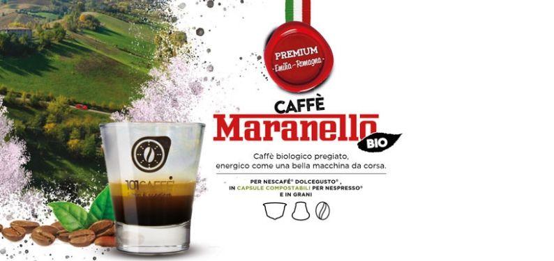 Maranello BIO Italian espresso