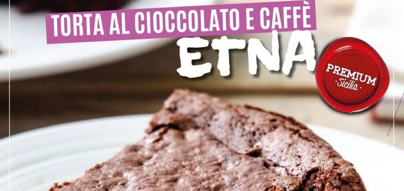 Recipe for Etna coffee and chocolate cake