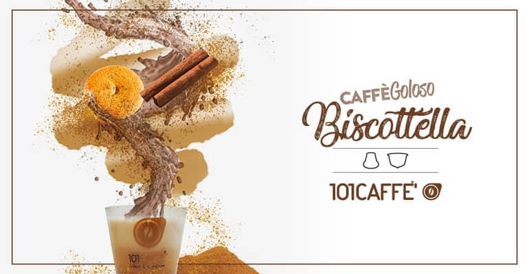 Biscottella di 101CAFFE': una dolce tentazione tutta da scoprire