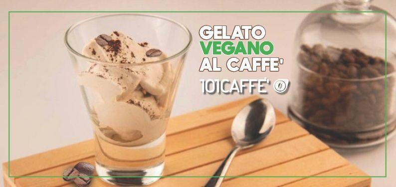 101RECIPES Coffee vegan ice cream