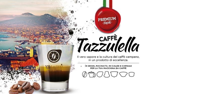 Tazzulella: the true culture of Italian coffee