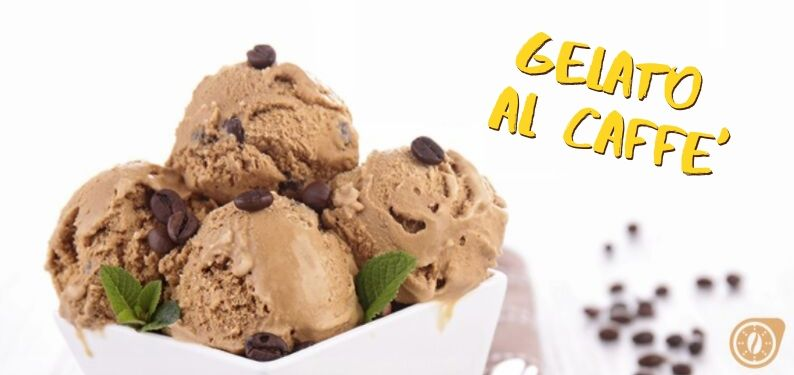 101RECIPES Coffee ice cream