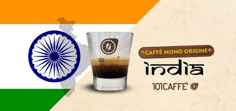 Caffè mono origine dall'India