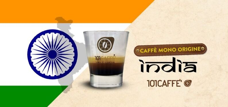 Pure Origin coffee from India