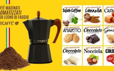 """FLAVOURED GROUND COFFEE: ALL TASTES FROM """"A"""" TO """"Z"""""""