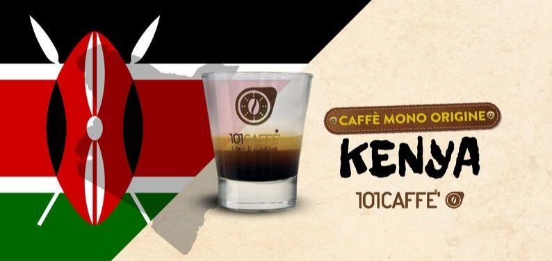Café pure origine du Kenya