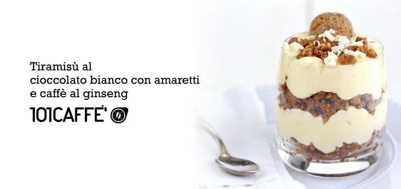 101REZEPTE Tiramisù mit Schokolade, Amaretti und Ginseng