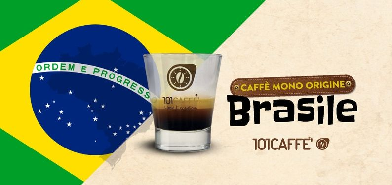 Arabica Pure Origin coffee from Brazil