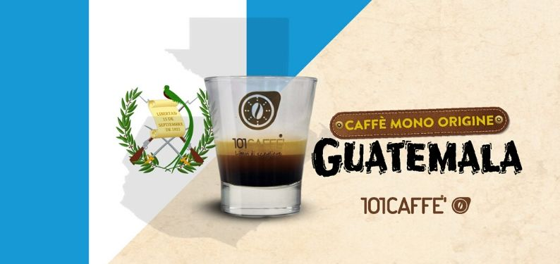 Pure Origin coffee from Guatemala