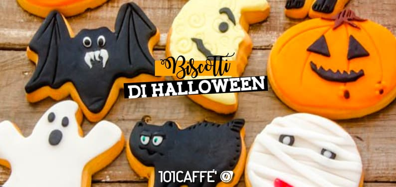101RECIPES Halloween cookies