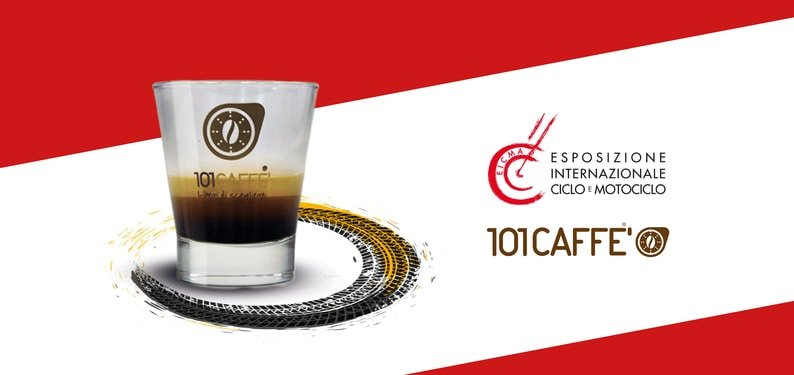 101CAFFE' a EICMA 2019