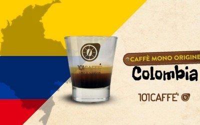 Pure Origin coffee from Colombia