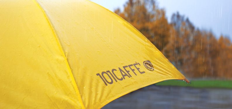 101 ombrelli per giorni di pioggia in allegria
