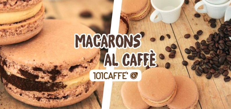 101REZEPTE: Macarons mit Kaffee