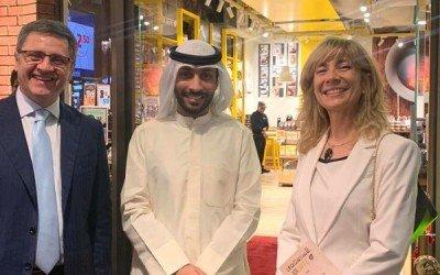Kuwait City – 101CAFFE' Grand Opening