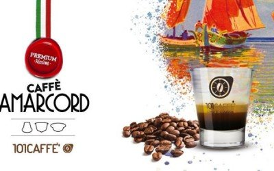Amarcord by 101CAFFE: discovering the true aroma of ancient times