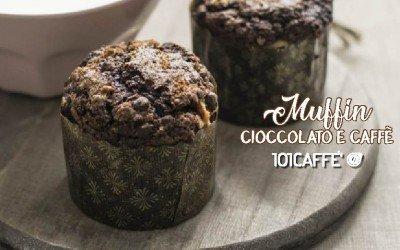 101REZEPTE: Schoko- Kaffee- Muffin