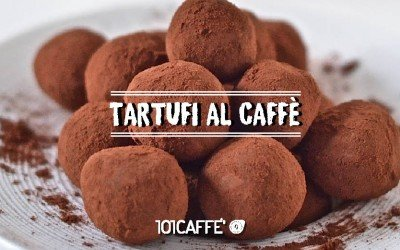 101REZEPTE: Trüffel mit Kaffee