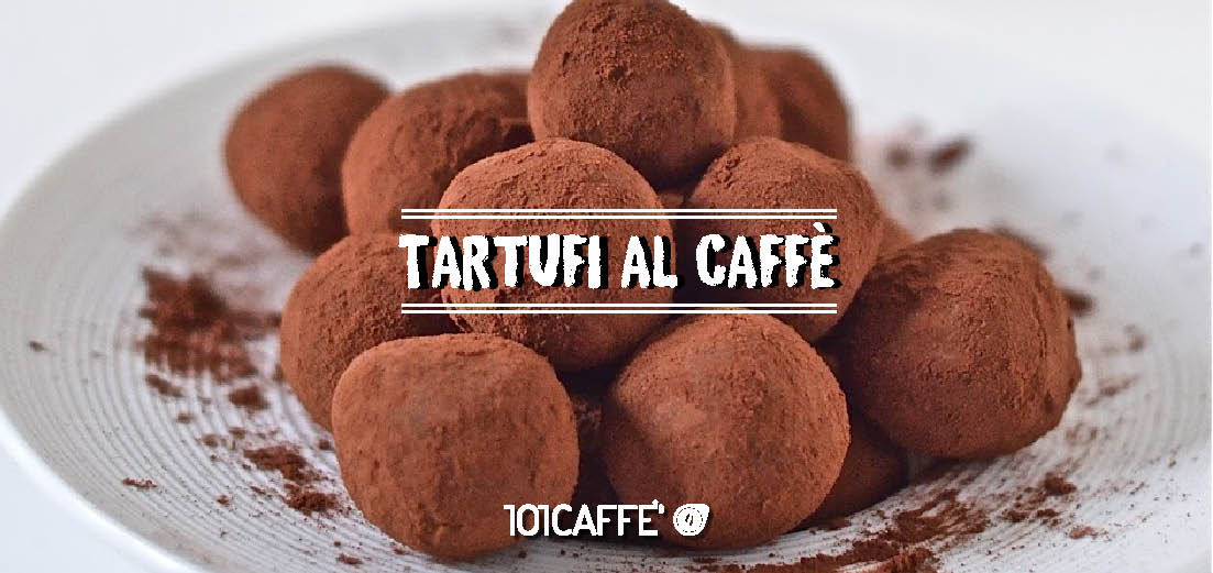 101RECIPES: Coffee truffles