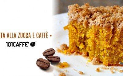 Pumpkin and coffee cake