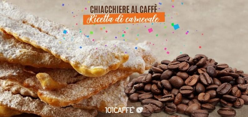 Carnival chatter with coffee taste