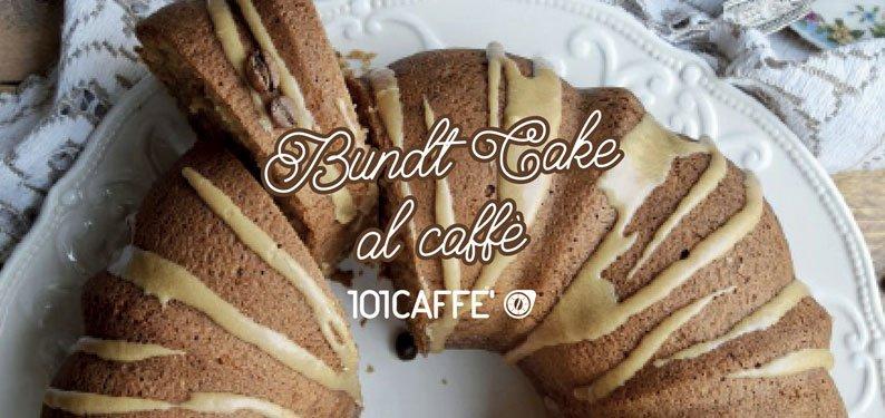 101RECIPES: Bundt Cake au café