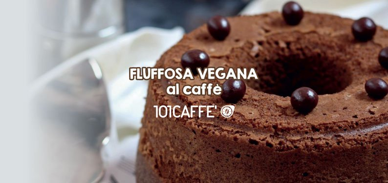 101RECIPES: Vegan coffee Fluffosa