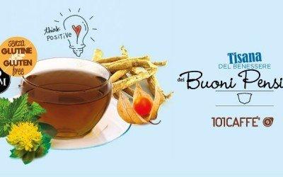 Buoni Pensieri (Good Vibes) herbal tea