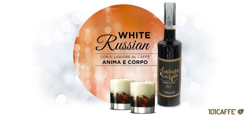 101RICETTE Cocktail White Russian
