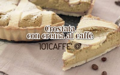 101RECIPES: Tart with coffee cream