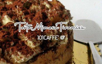 101RECIPES: Mimosa Tiramisu cake