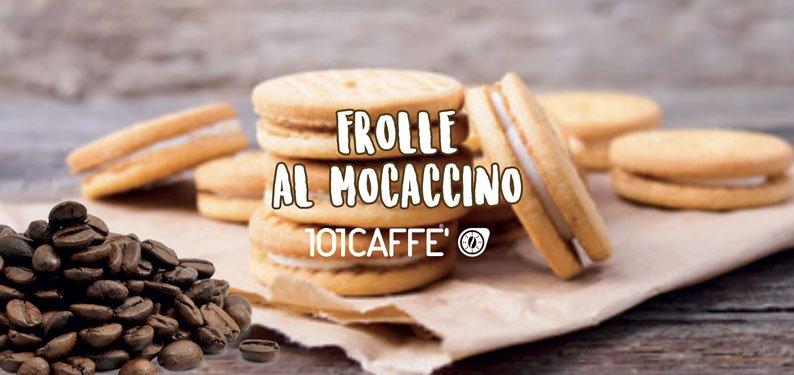 101REZEPTE: Mocaccino- Mürbteig- Gebäck