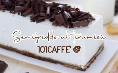101RECIPES: Semifreddo with Tiramisù
