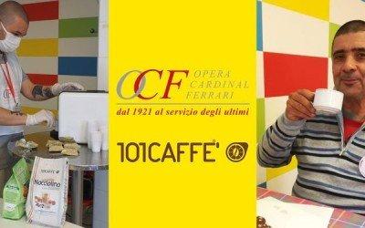 """CS – Il buongiorno di 101CAFFE' è sempre all' """"opera"""", ora con l'Opera Cardinal Ferrari"""