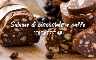 101RECIPES: Chocolate and coffee salami