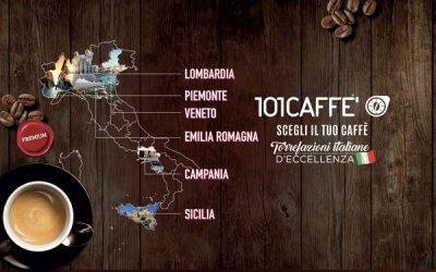 In viaggio con 101CAFFE': in programma 17 nuove aperture in Italia e all'estero
