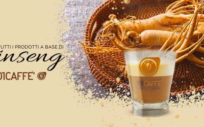 101CAFFE' Ginseng : a surprising and unique range