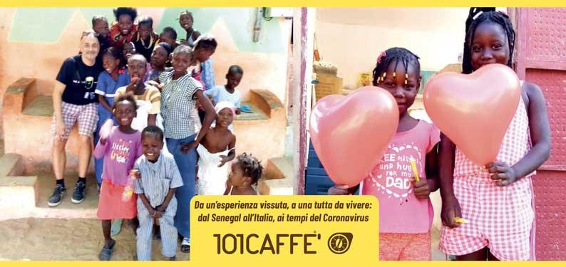Un'esperienza in Senegal