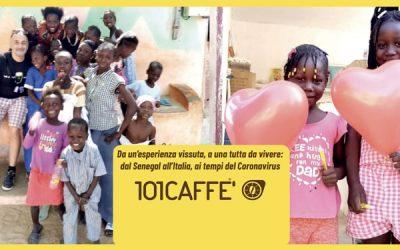 Da un'esperienza vissuta, a una tutta da vivere: dal Senegal all'Italia, ai tempi del Coronavirus