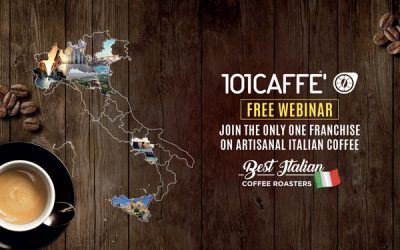 101caffe negozi in franchising a prova di crisi