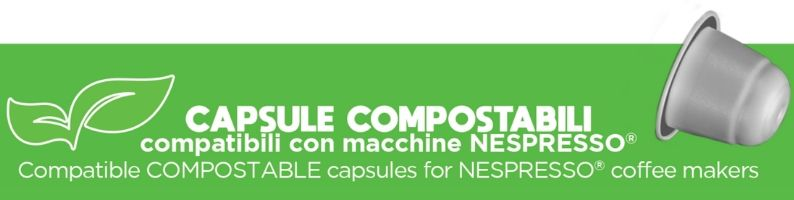 Banner compostabile
