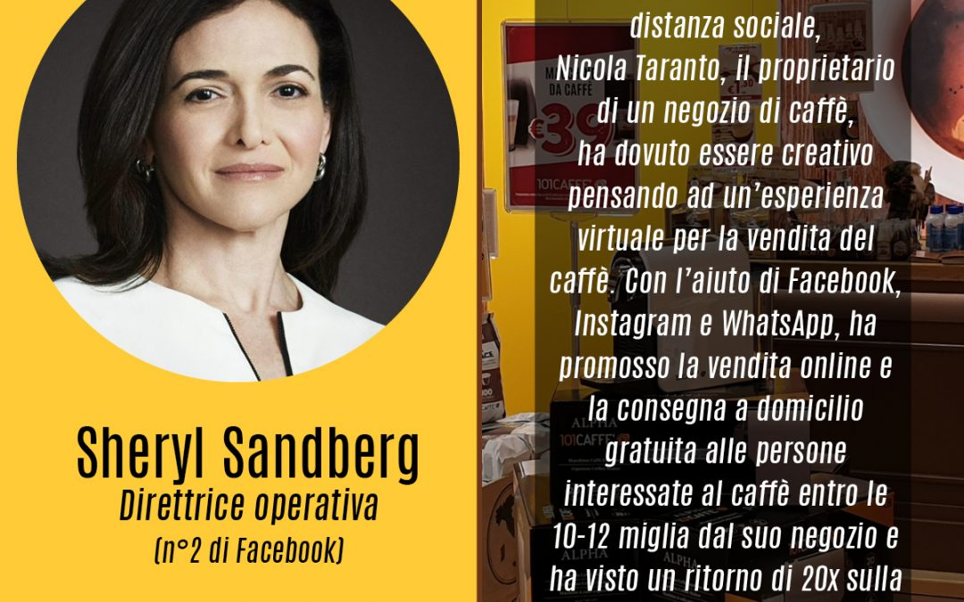 101CAFFE': il caffè italiano che piace a Facebook