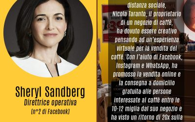 101CAFFE': le café italien que Facebook aime