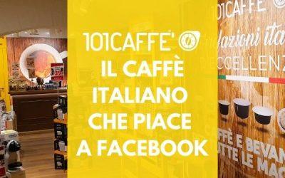 CS – 101CAFFE': il caffè italiano che piace a Facebook