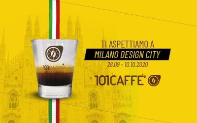 "101CAFFE' a ""Milano Design City"""