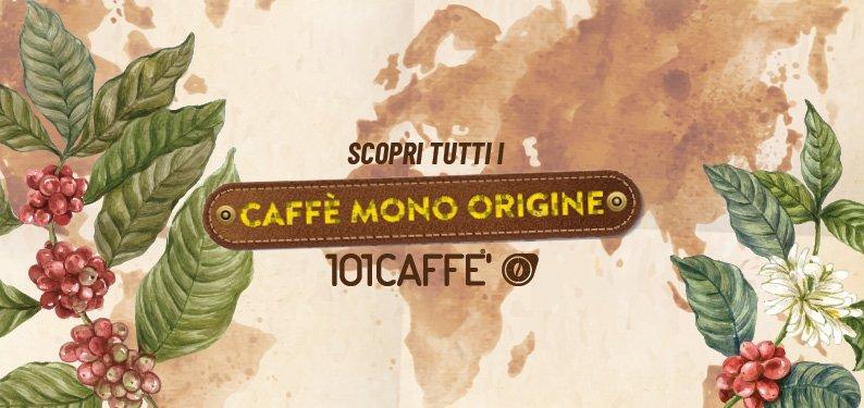 Mono origini 101CAFFE'