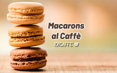 101RECIPES Coffee Macarons