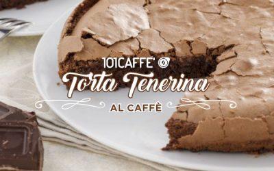 101RECETTES: Gâteau Tenerina au café