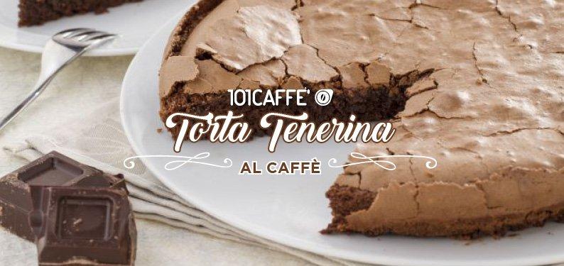 101RECIPES: Tenerina coffee cake